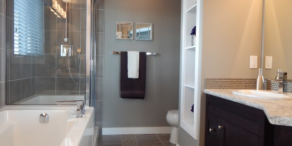 Mclarins home builders bathroom